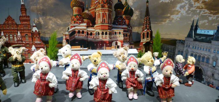 Teddy Bear Museum1