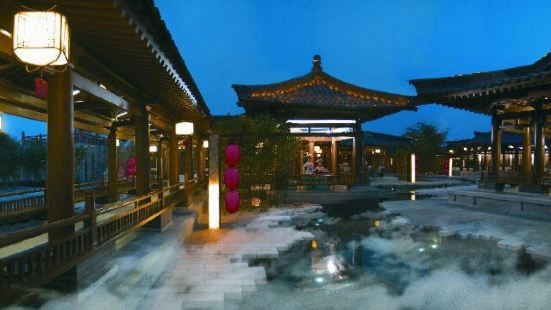 Qujiang Night Tour