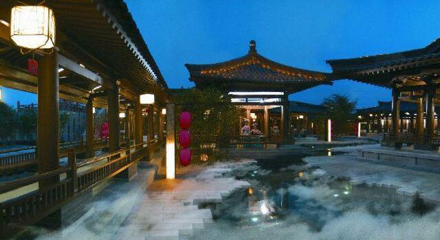 Qujiang Night Tour