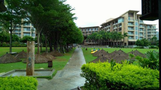 紅樹林度假酒店大堂吧