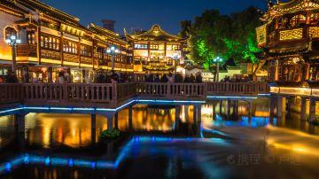 上海-九曲桥