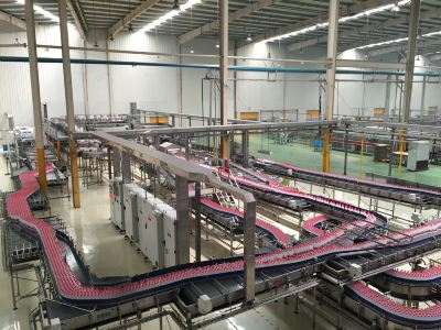 農夫山泉(淳安茶園)工廠