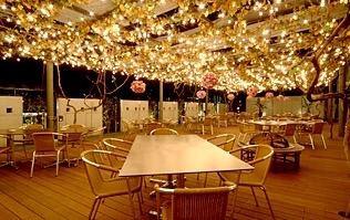Garden Restaurant Hanahana