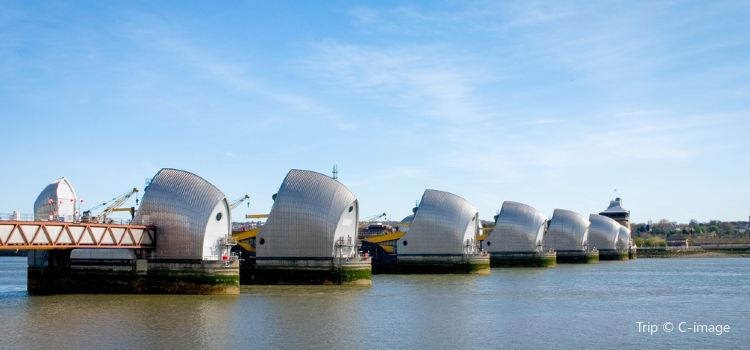 The Thames Barrier2