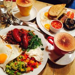 The Breakfast Club (Soho-On D'Arblay St) User Photo