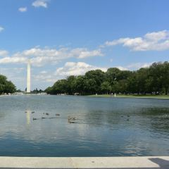 Lincoln Memorial Reflecting Pool User Photo