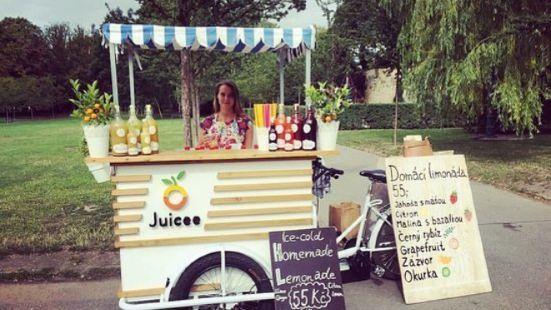 Juicee Lemonade Bike
