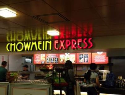 Chow Mein Express