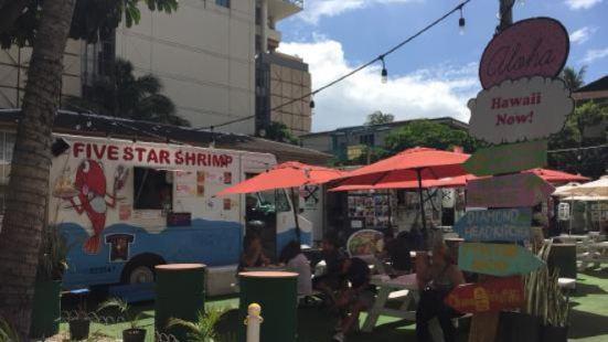 Five Star Shrimp Truck