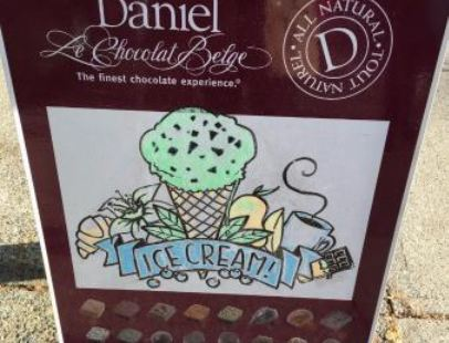 Daniel le Chocolat Belge