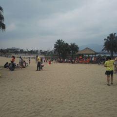 해변공원 여행 사진