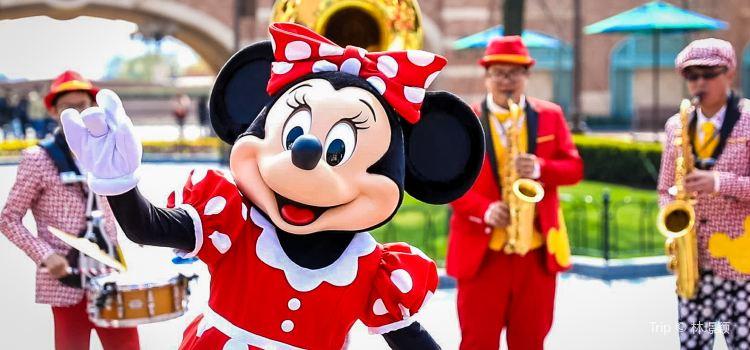 Shanghai Disneyland Band1