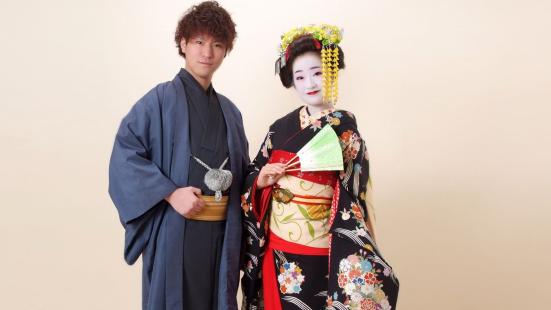 京都夢館1號館舞妓體驗