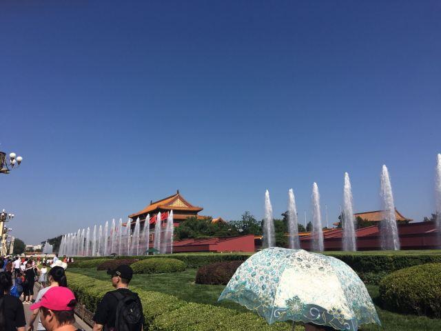 Tiananmen Tower