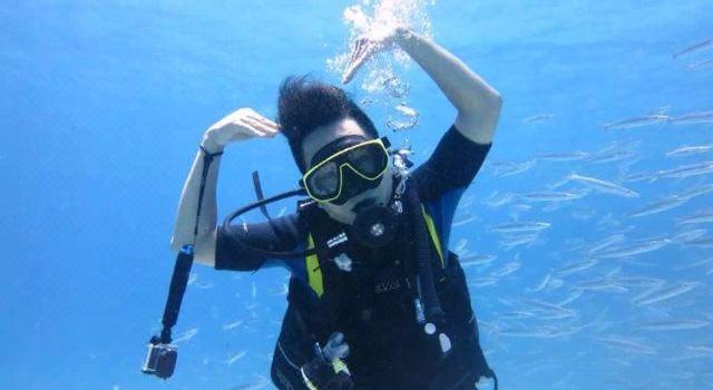 William Diving1