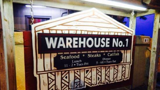 Warehouse No 1 Restaurant