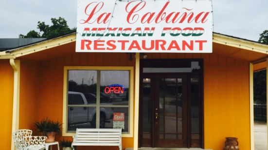 La Cabana Mexican Food Restaurant