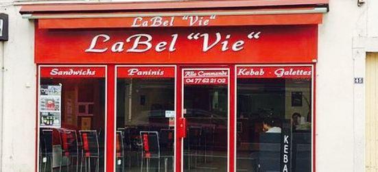 Label Vie Chez Cruz