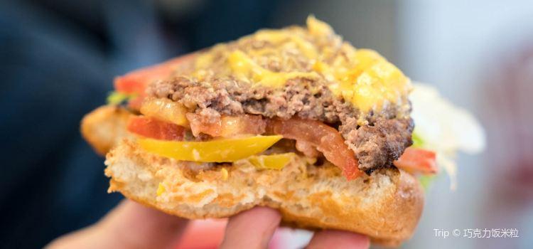 In-N-Out Burger (漁人碼頭店)2