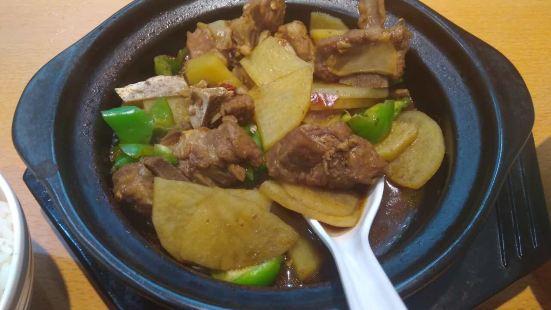 楊銘宇黃燜雞米飯(龍湖香都店)