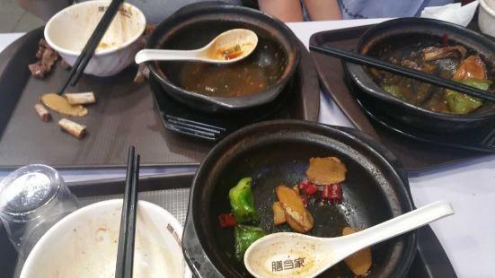 膳當家黃燜雞米飯(工大店)