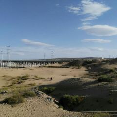 毛烏素沙漠用戶圖片