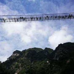 大墩峽玻璃天橋用戶圖片