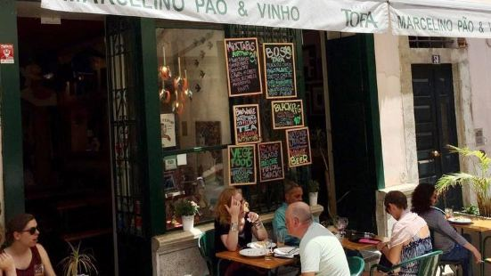 Marcelino Pao e Vinho