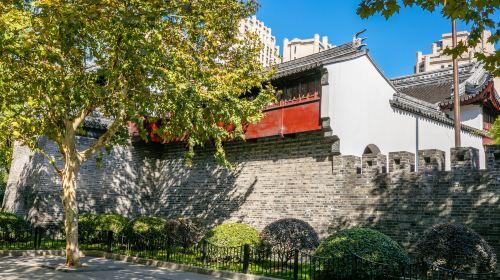 上海古城牆