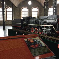 중동 철도 차량기지 여행 사진