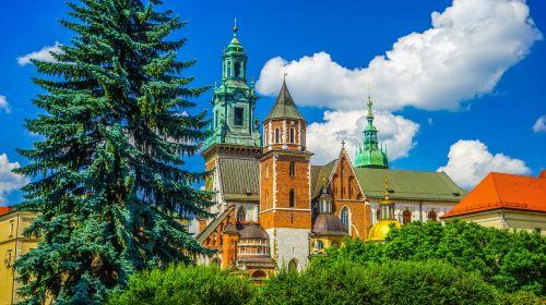 瓦維爾皇家城堡
