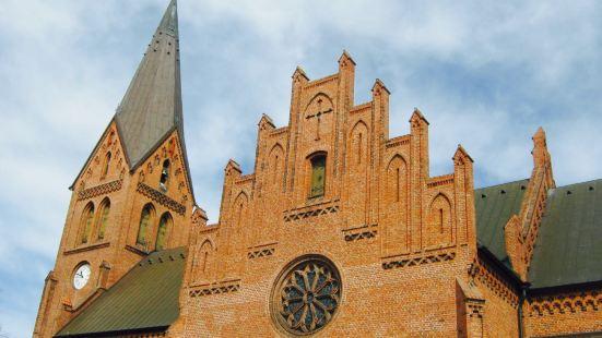 Warnemunde Church