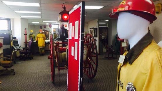 Harrisonburg Fire Department Museum