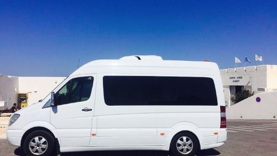 Santorini Airport Shuttle Express
