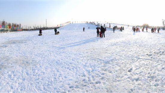 運河灣生態滑雪場