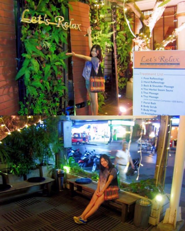 Let's Relax (Patong Third Street)
