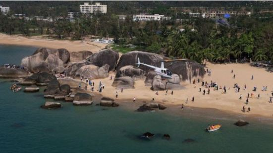 Sanya Bay Helicopter Tour