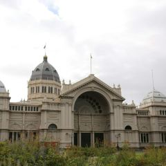The Royal Exhibition Building User Photo