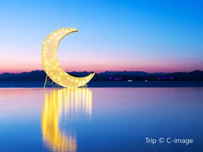 千島湖夜遊