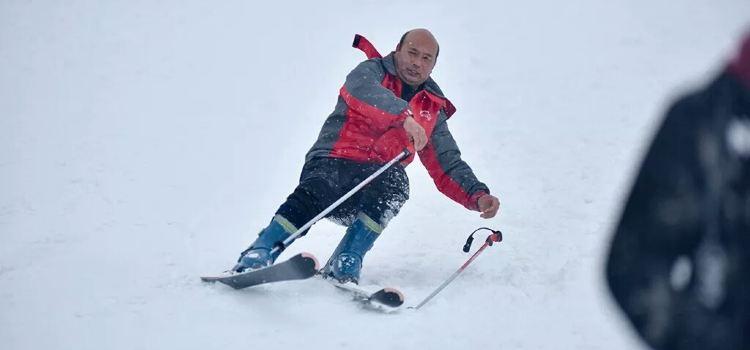 廬山滑雪場1