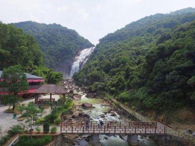 Longguizhai Waterfall