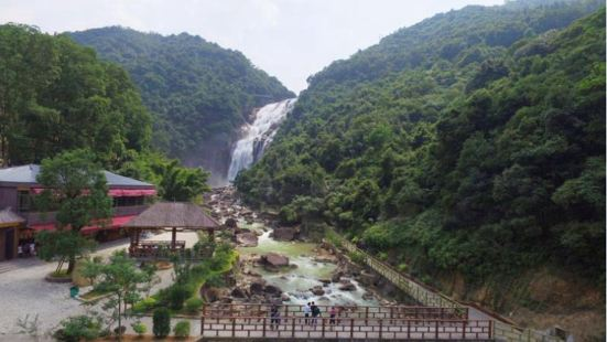 Longguizhai Waterfall