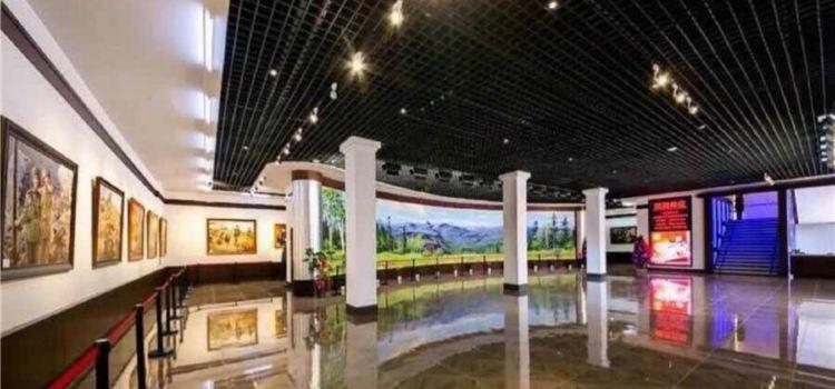 中朝文化展覽館1
