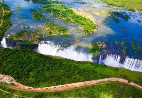 """辛巴威或將開放落地簽,這裡有全世界最壯麗的瀑布,隨手一拍都能""""引爆""""朋友圈"""