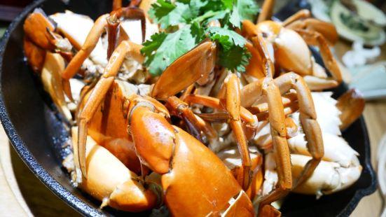Xin A Qiang Jiang  Seafood Stalls  ( Lai Ya Bai Huo Miao Xiang Food Street )