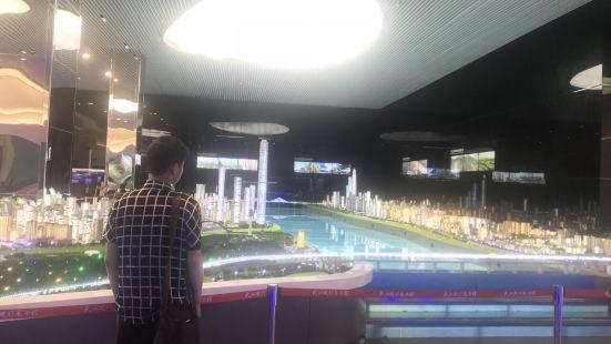 武漢城市規劃展示廳