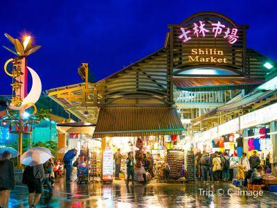 士林夜市(シーリン・ナイトマーケット)