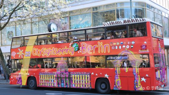 City Sightseeing Berlin觀光巴士