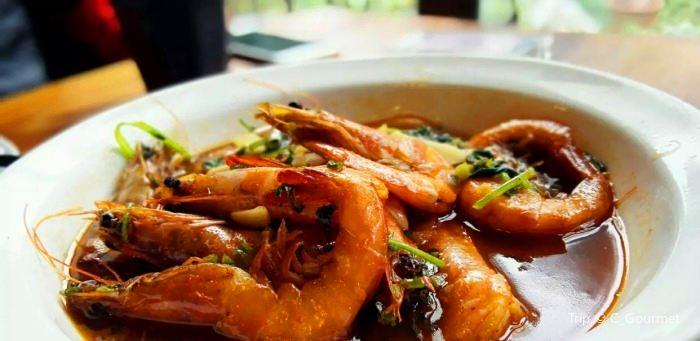 Xin Zhi Lv Ying Di Yin Le Coffee Jiu Ba Reviews: Food