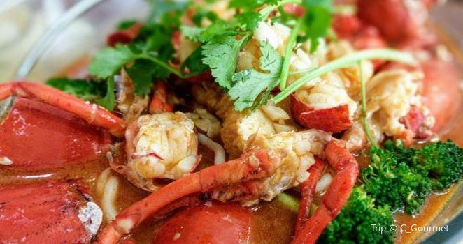 Zui Yi Hao Seafood Food Court ( Food De Biao )2